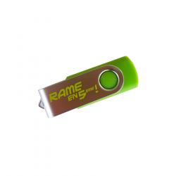 Clé USB Rame en 5e